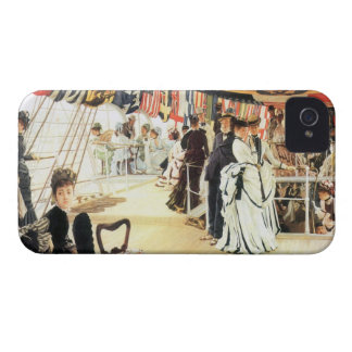 Ball on board by James Tissot Blackberry Bold Cover
