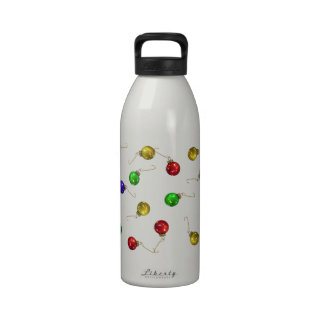Ball Ornaments Drinking Bottle