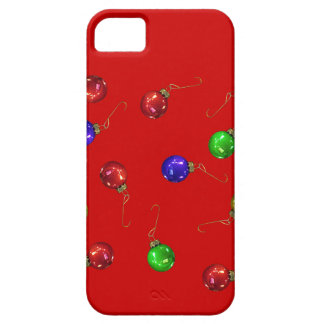 Ball Ornaments iPhone 5 Case