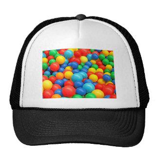 Ball Pit Balls Trucker Hat