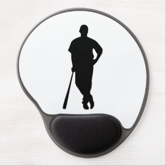 Ball Player Gel Mouse Pad