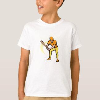 Ball Player Orange T-Shirt
