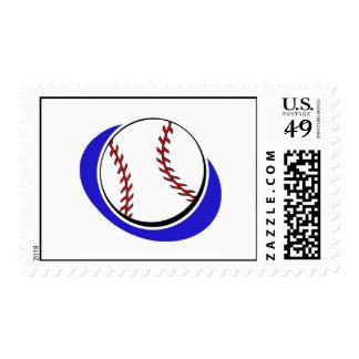 Ball Postage Stamp