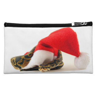 Ball Python Makeup Bag