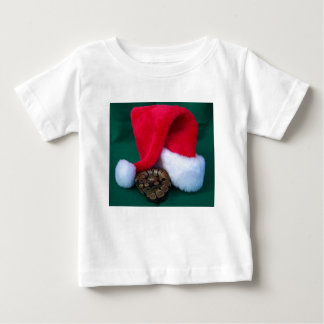 Ball Python next to Santa Hat, snake Christmas T Shirts
