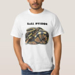 Ball Python (snake) Playera