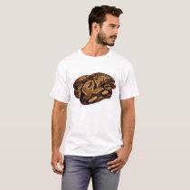 Ball Python T-shirt Snake T-shirt