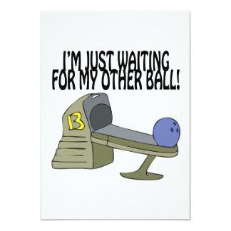 Ball Return Card