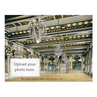 Ball Room Postcard
