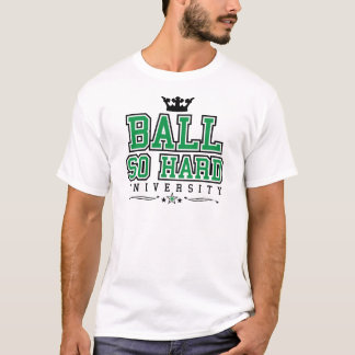 Ball So Hard - Green & Yellow T-Shirt