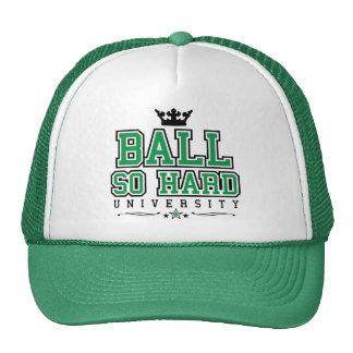 Ball So Hard - Green & Yellow Trucker Hat