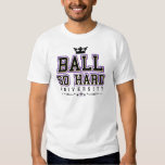 Ball So Hard - Purple & Yellow T-shirt