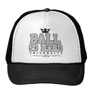 Ball So Hard Trucker Hat