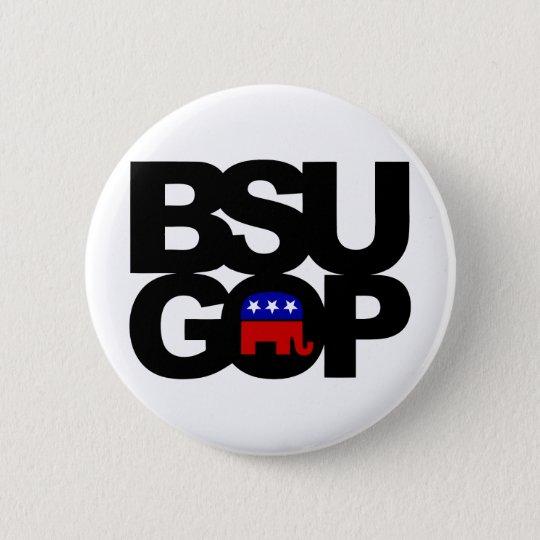 Ball State College Republicans Pinback Button