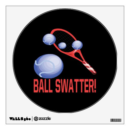 Ball Swatter 1.png Wall Decals