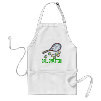 Ball Swatter Adult Apron