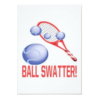 Ball Swatter Card