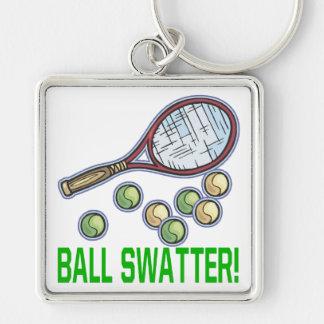 Ball Swatter Keychain