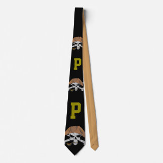 BALL TEAM MENS TIES -PIRATE