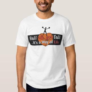 Ball 'Til You Fall Tee