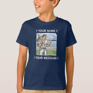 Ball Toss Customizable T-Shirt T-Shirt