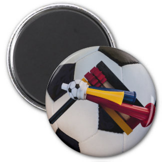 Ball Tute ratchet 2 Inch Round Magnet