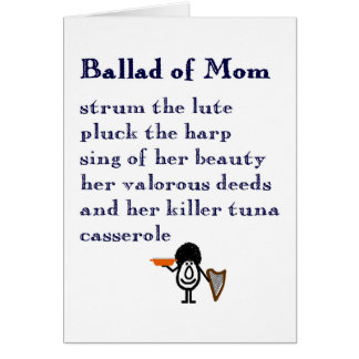 ballad of a mother