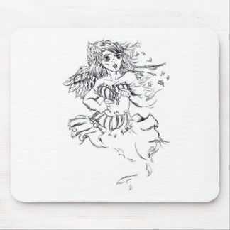 Ballad of My Paper Heart Mouse Pad