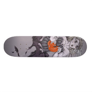 Ballad of My Paper Heart Skateboard