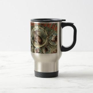 Ballad of the Lost Hare Travel Mug