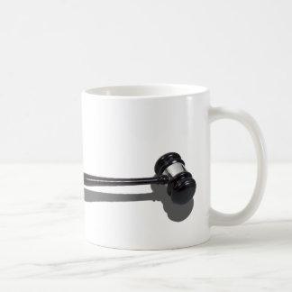 BallAndChainGavel073011 Coffee Mug