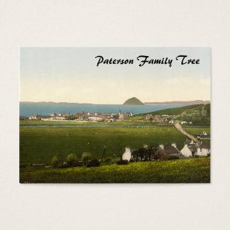 Ballantrae, Ayr, Scotland Business Card