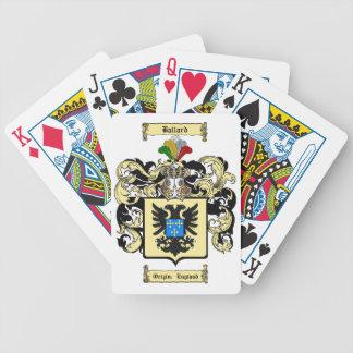 Ballard Bicycle Playing Cards