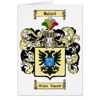 Ballard Card