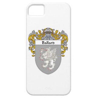 Ballard Coat of Arms/Family Crest iPhone 5 Case