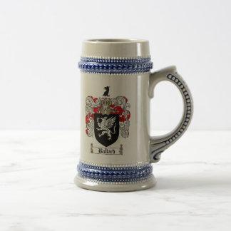 Ballard Coat of Arms Stein / Ballard Family Crest