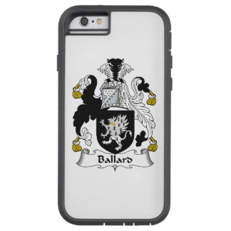 Ballard Family Crest Tough Xtreme iPhone 6 Case