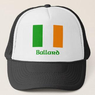 Ballard Irish Flag Trucker Hat