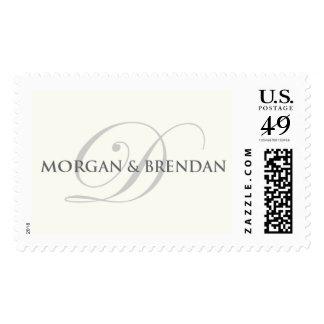 Ballard Large Wedding Invitation Stamp