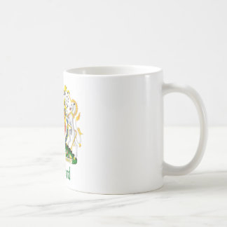 Ballard Shield of Great Britain Coffee Mug