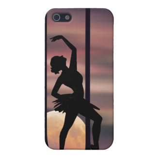 Ballarina at Sunset Covers For iPhone 5