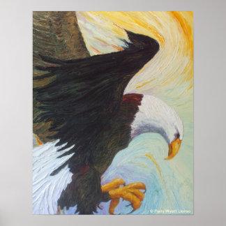 Balld Eagle - An American Treasure Matte Print