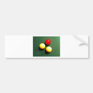 ballen.JPG Bumper Sticker