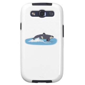 Ballena de la orca samsung galaxy s3 carcasas