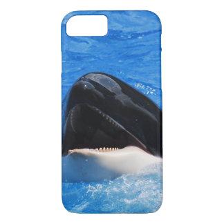 Ballena de la orca funda iPhone 7