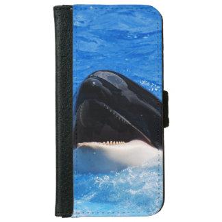Ballena de la orca carcasa de iPhone 6