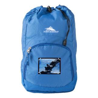 Ballena de la orca mochila
