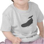 Ballena del bebé camisetas