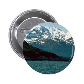 Ballena jorobada que viola en Alaska suroriental Pin