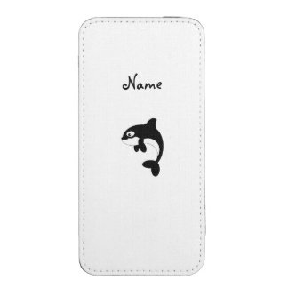 Ballena linda de la orca funda para iPhone 5